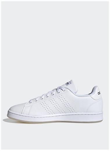 adidas adidas FY8801 ADVANTAGE Erkek LifestyleAyakkabı Beyaz